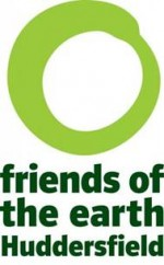 Huddersfield Friends of the Earth logo