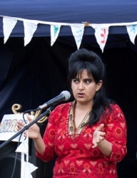 Kiran Bali - Spiritual Ambassador for Our Voices - the global faith & spiritual climate action network