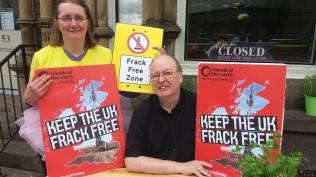 Keep the UK frack free